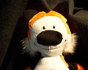 Hobbes Plush Doll