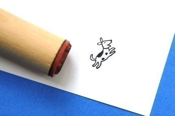 Spot Rubber Stamp