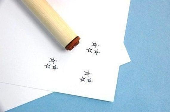 Twinkling Stars Stamp