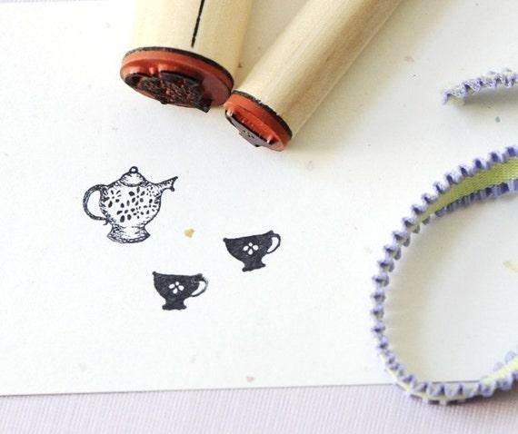 Spot of Tea Stamp Set