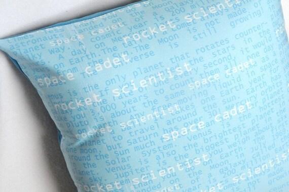 Rocket Science Pillow