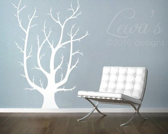 Spooky Tree Large Wall Decal