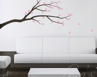 Cherry Blossom Large Wall Decal