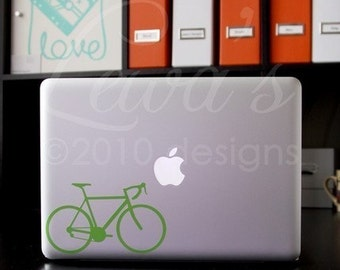 Bicycle Laptop / Notebook / Macbook Computer Decal