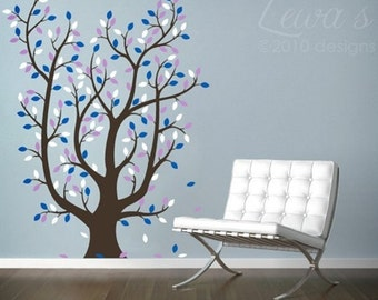Leafy Tree EXTRA Large Wall Decal