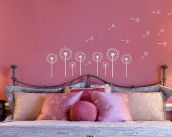 Dandelion Field Wall Decals