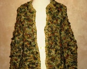 Colors of Fall Cardigan - S/M
