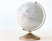 Vintage Moon Globe - Replogle