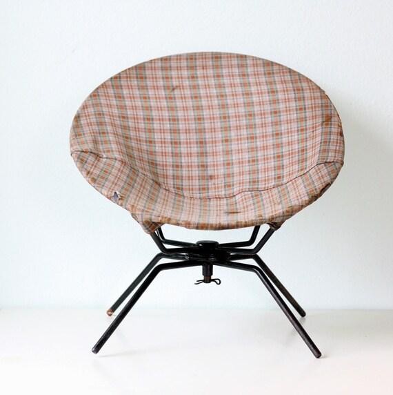Retro Child 39 S Saucer Swivel Chair