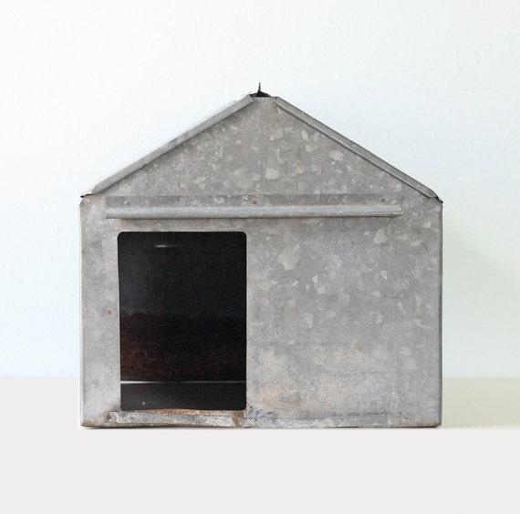 Vintage Metal House