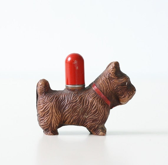 Vintage Scottie Dog Lighter