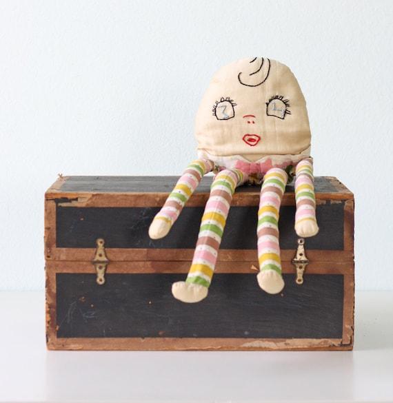 Vintage Humpty Dumpty Doll
