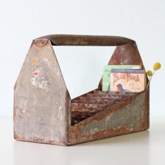 Vintage Tool Tote
