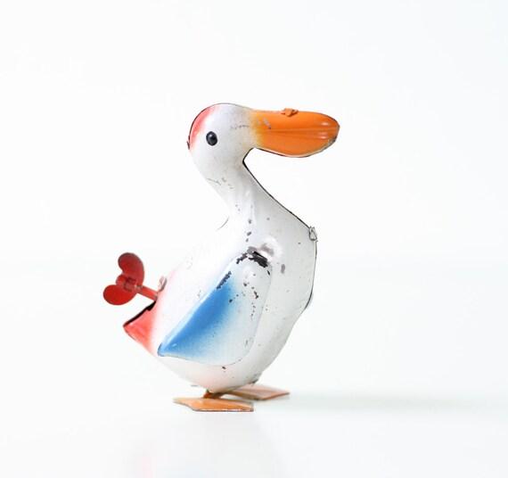 Vintage Toy Pelican