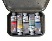 Pentel Watercolor Tubes 'n Blue Tin