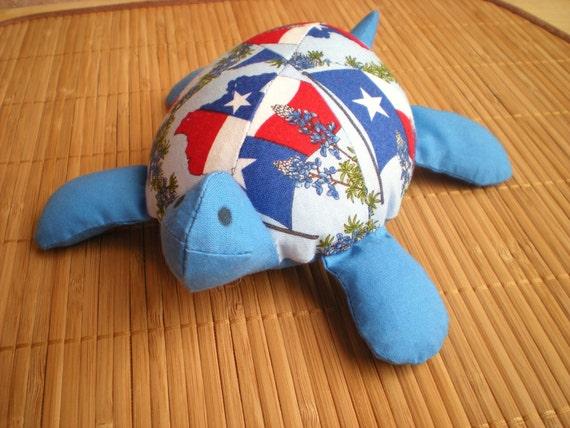 Stuffed Toy Turtle/Pincushion