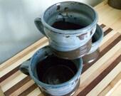 Set of Three Soup Mugs