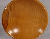 Apricot Fruit Wood Ring Dish Wooden Bowl Art Number 4555