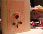 Any Occasion Greeting Cards - recycled materials - blank inside