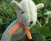 Pogo - Gillian, eco-friendly handmade stuffed animal