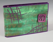 watercolor journal - silk