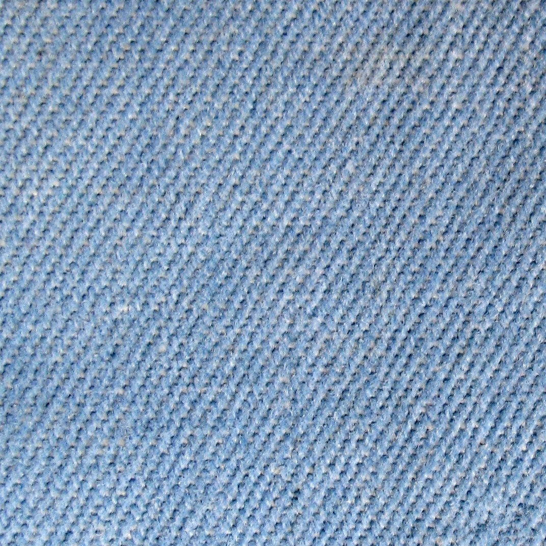 Brushed denim chambray fabric for Denim fabric
