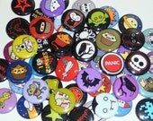 PICK ANY 3 DESIGNS - 1 Inch Magnet Set