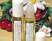 Fresh  Grapefruit Perfume Oil Fragrance Scent Perfume Roll on - Vegan - Paraben-free - Grapefruit Scented Perfume Oil Cologne