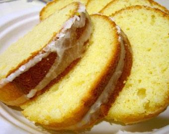 Lemon Pound Cake Candle Soap making 2 oz Fragrance Oil Scent - Supplies - Phthalate-free - Lemon Pound Cake Scented Candle Soap Fragrance