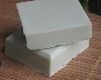Aloe & Sumer Herbs Shaving Soap with Clay, Honey and Goats Milk