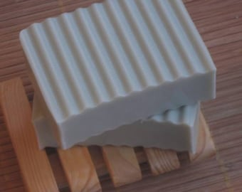 Patchouli Mint French Green Clay Face Soap