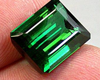 BLUE GREEN TOURMALINE Loose Vintage Gemstone 11.40 cts fg123