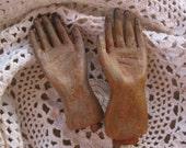 Santo's Hands
