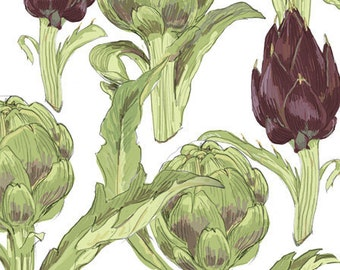 Artichokes -  Boxed Set of 8 Greeting Cards