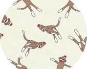 Cream Funky Monkey - Moda - MDSM04