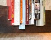 MADE CUSTOM FOR PetitOiseau and her favorite books...custom shelf