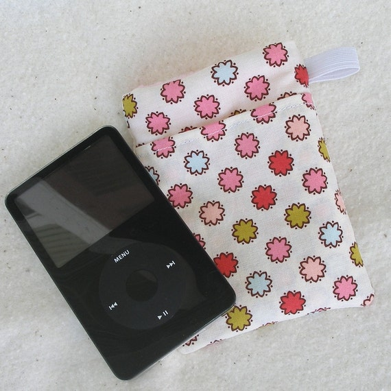 iPhone or iPod Case, Breeze Vintage Dots