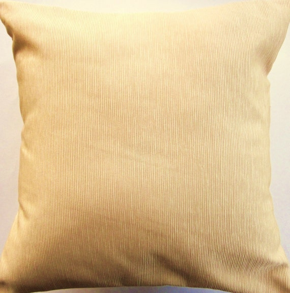 Pale Yellow Throw Pillow Cover : Items similar to Butter Yellow Decorative Pillow Cover - Pale Gold Pillow Cover - Ribbed Throw ...
