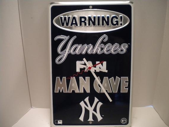 New York Yankee Clock