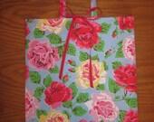 Maroc Rose and Wobble Stripe Cath Kidston Tote Bag