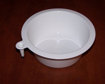 POTTY CHAIR BOWL