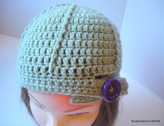 On Sale Adult Crochet Hat