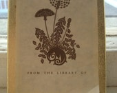 Vintage Bookplate Set