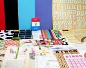 Game Night Sweet Twee Lab Mini Papercrafting Kit