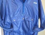 Vintage Blue Lacoste WIndbreaker Youth