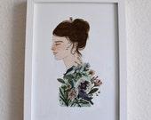 Nature Girl- Giclee Print