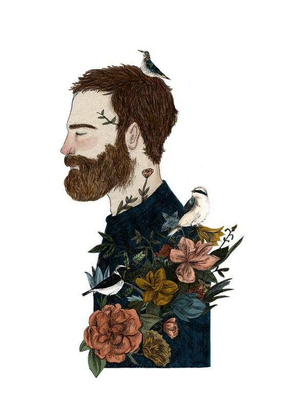 Nature Boy- Giclee print
