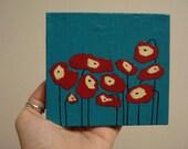 poppiesII - original work of art