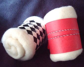 Wool batting 1 pound