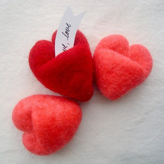 HEART POCKET MINIS (set of three)